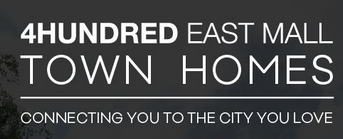 4hundred East Mall Towns Development In Toronto By Haven