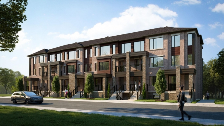 Urban North Townhomes - Urban Towns by Pace Developments Inc.